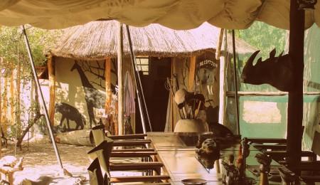 Meno A Kwena Camp – Maun, Botswana – 2 nights