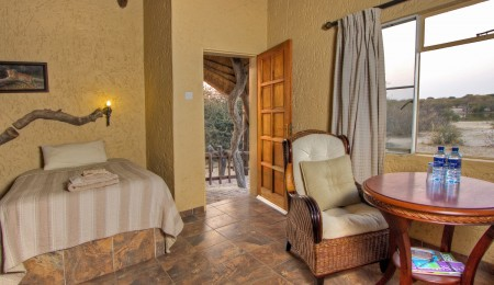Grasslands Bushman Lodge – Kalahari, Botswana – 2 nights