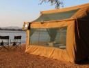 Camp Zambezi – Mana Pools shoreline, Zimbabwe – 3 nights