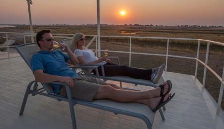 Pangolin Zambezi Voyager – Chobe River, Namibia – 2 nights