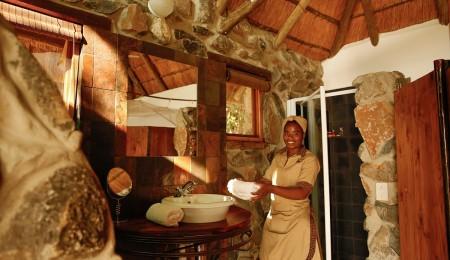 Thamalakane River Lodge – Maun, Botswana – 2 nights