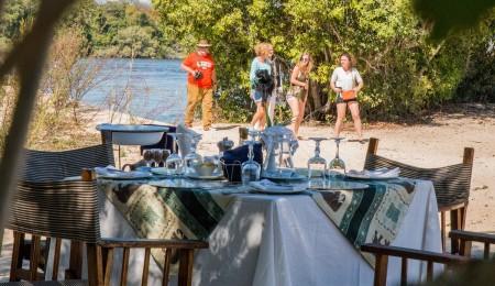 The River Club – Livingstone, Zambia – 2 nights